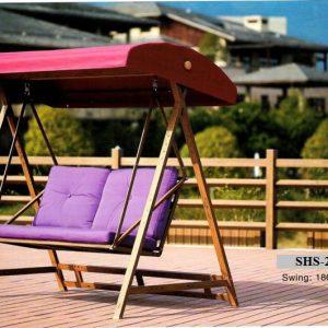 Outdoor Deck Double Swing SHS-296