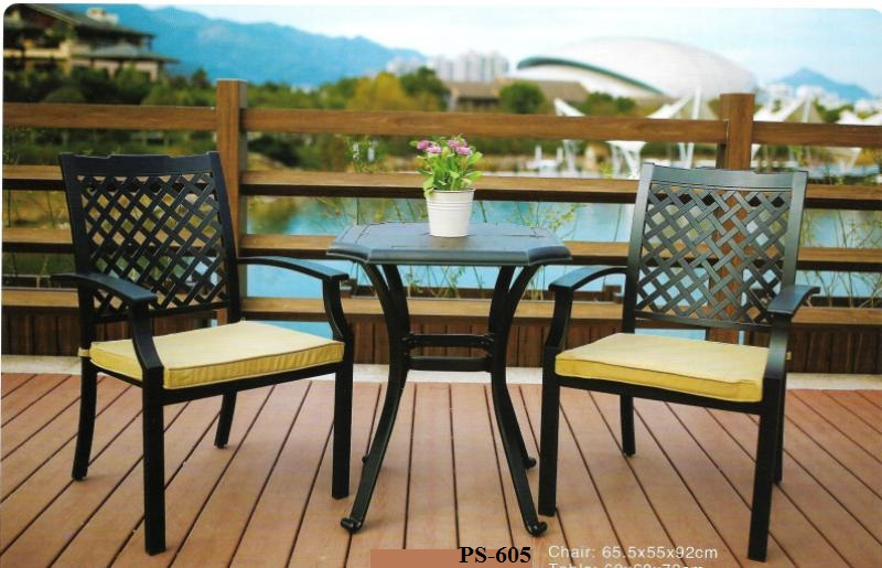 Outdoor Patio Dining Chair PS-605