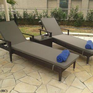 Panama Pool Deck Sun Lounger LS-T121(HC)