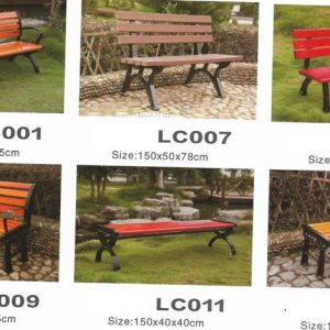 Outdoor Garden Park Bench
