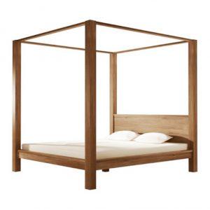 Poster Teak Wood Bed Frames