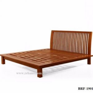 Teak Wood Bed Frame BRF-1901