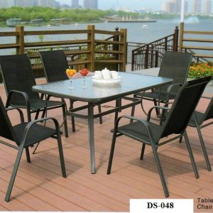 Batyline Outdoor Dining DS-048