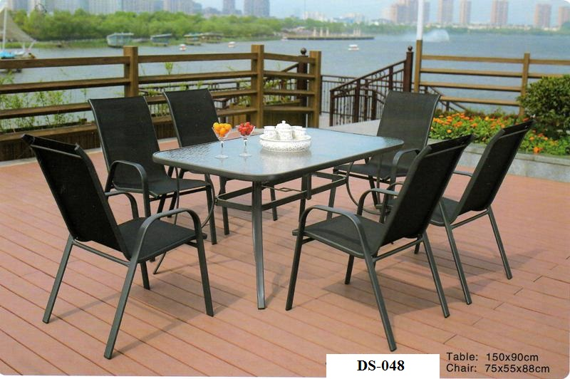 Batyline Outdoor Dining