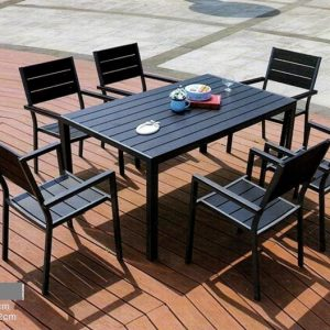 Outdoor Polywood Dining Sets DS-022B