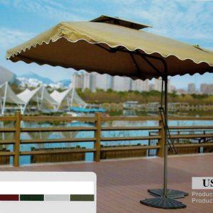 Pool Deck Side Pole Umbrella US-607