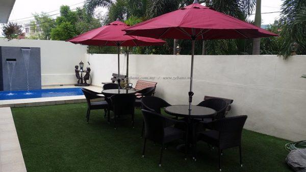 Center Pole pool umbrella US-1003C