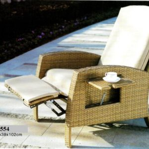 Deck Reclining Chair LS-9554
