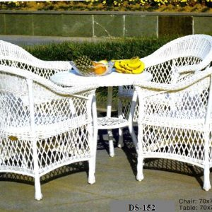 Outdoor Classic Wicker Patio Dining DS-152
