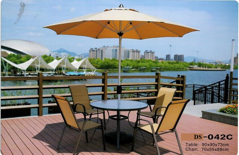 Outdoor Patio Dining Set DS-042C