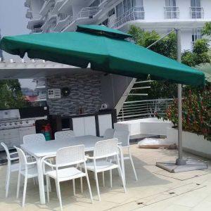 Commercial Cantilever Deck Umbrella Us 0111