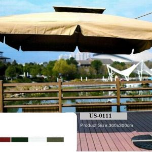 Commercial Cantilever Deck Umbrella Us-0111