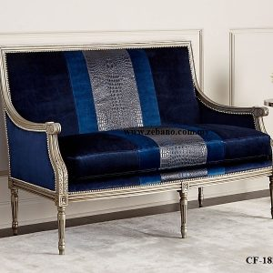Blue Royal French Day Bed CF-1822