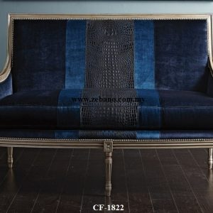 Blue Royal French Day Bed CF 1822