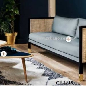 French Design Rattan Sofa Bed  CF-1819