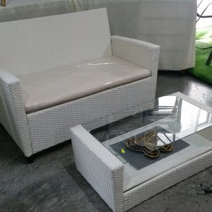 Deck Wicker Sofa Set SS 091STK (2)
