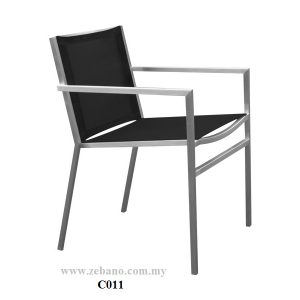 Mesh Eiffel Arm Chair C011