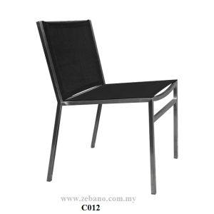 Mesh Eiffel Armless Chair C012