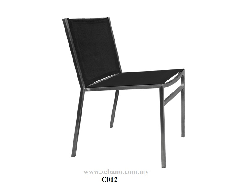 Mesh Eiffel Armless Chair C012