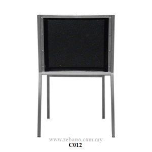 Mesh Eiffel Armless Chair C012 (2)