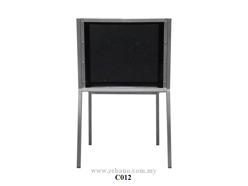 Mesh Eiffel Armless Chair C012 (2)
