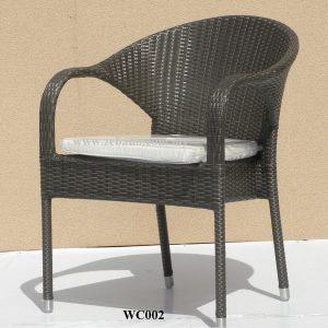 Serene Outdoor Wicker Chair WC002 (3)