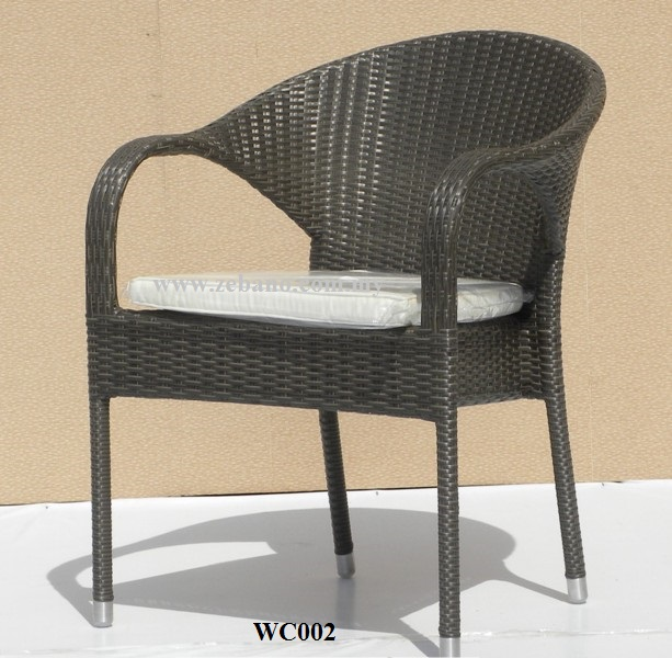 Serene Outdoor Wicker Chair WC002 (3)