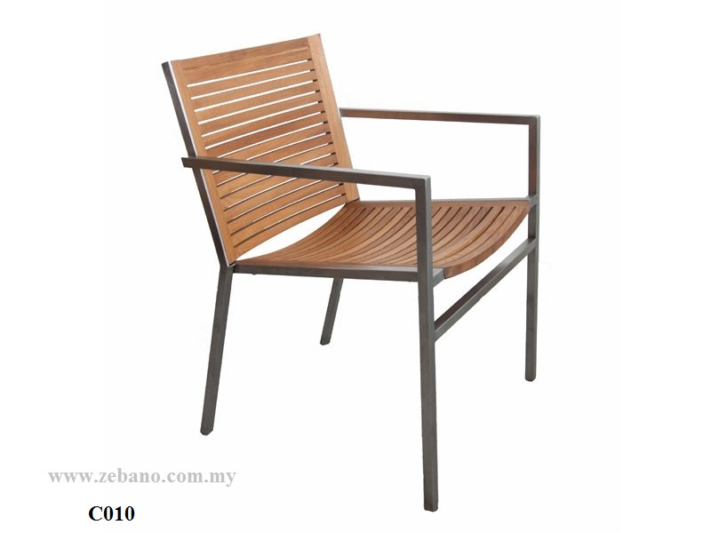 Teak Accura Dining Chair C010