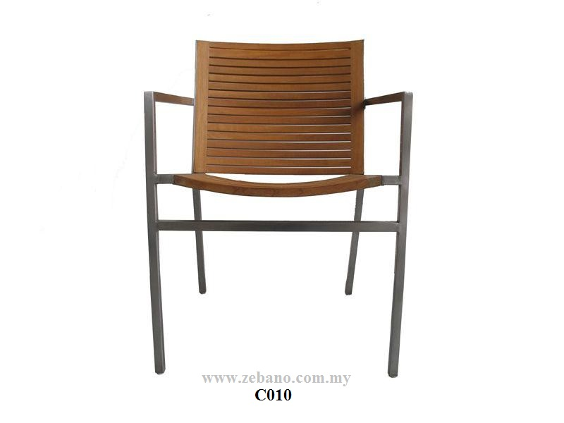 Teak Accura Dining Chair C010 (2)