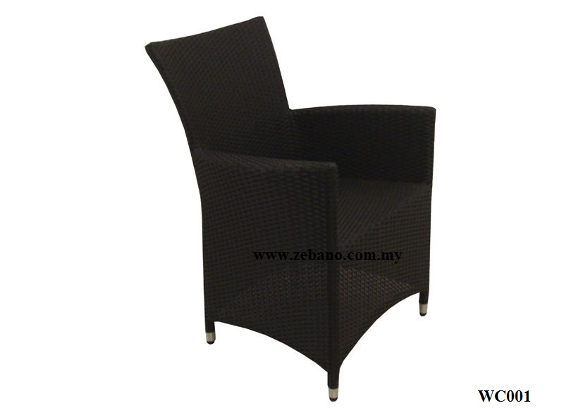 Wicker Venice Chair WC001