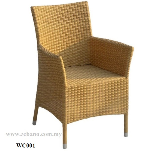 Wicker Venice Chair WC001