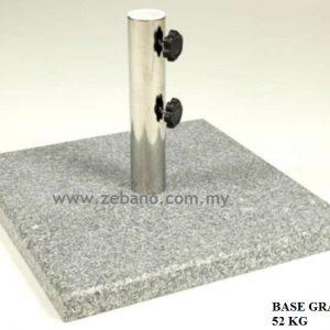 Umbrella Stand Base Granite