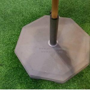 Centre Pole Umbrella Base 40kg – Zebano