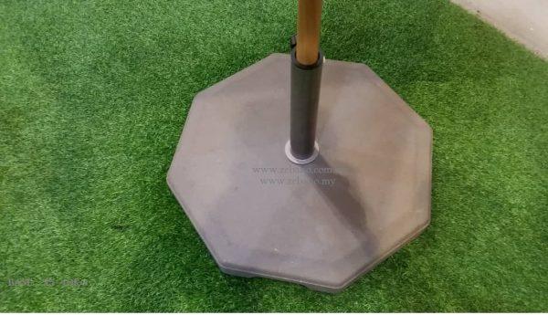 umbrella base Centre pole