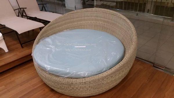 silky white viro day bed zebano