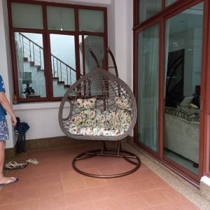 Double Stand Double Swing SHS 178N ZEBANO (2)