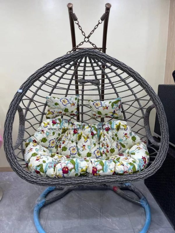 Wicker Swing With Stand SHS-168N