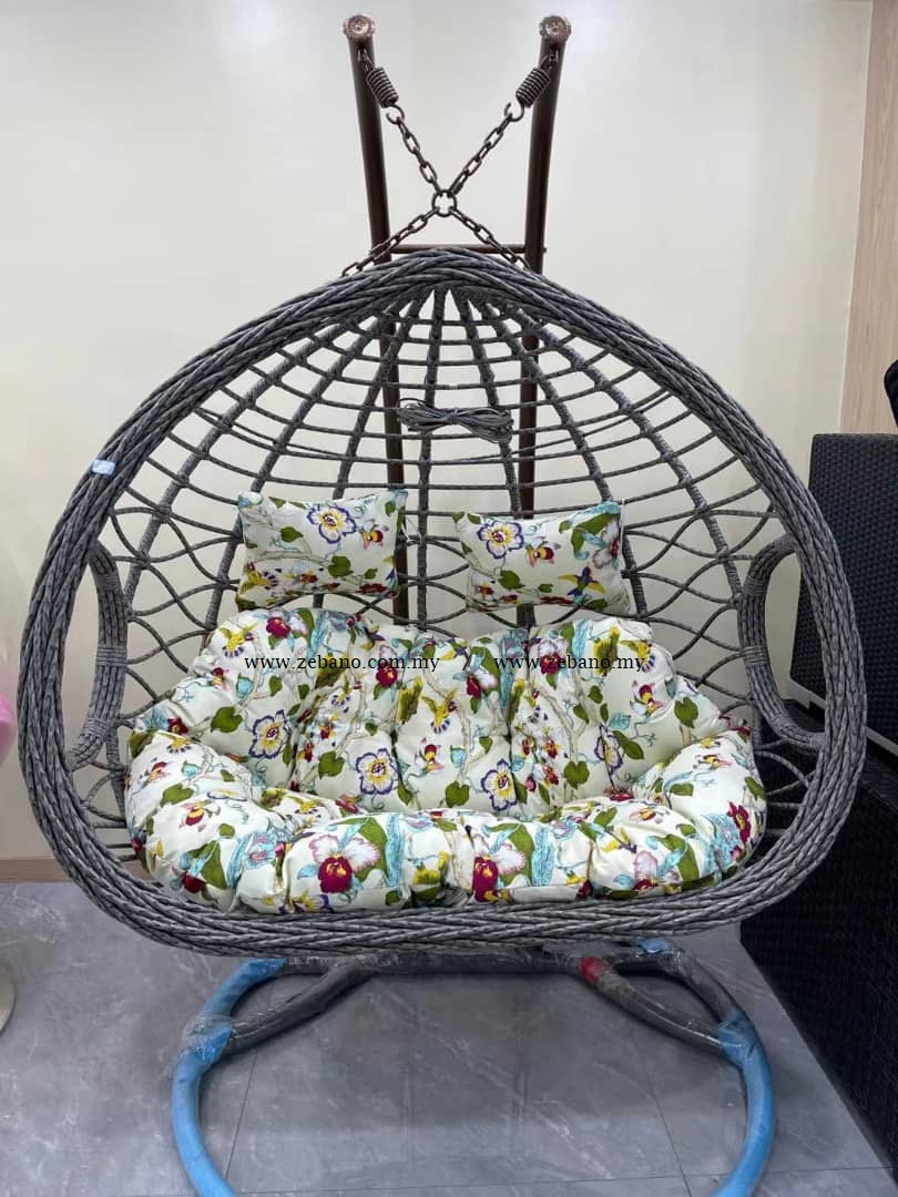 Wicker Swing With Stand SHS 168N